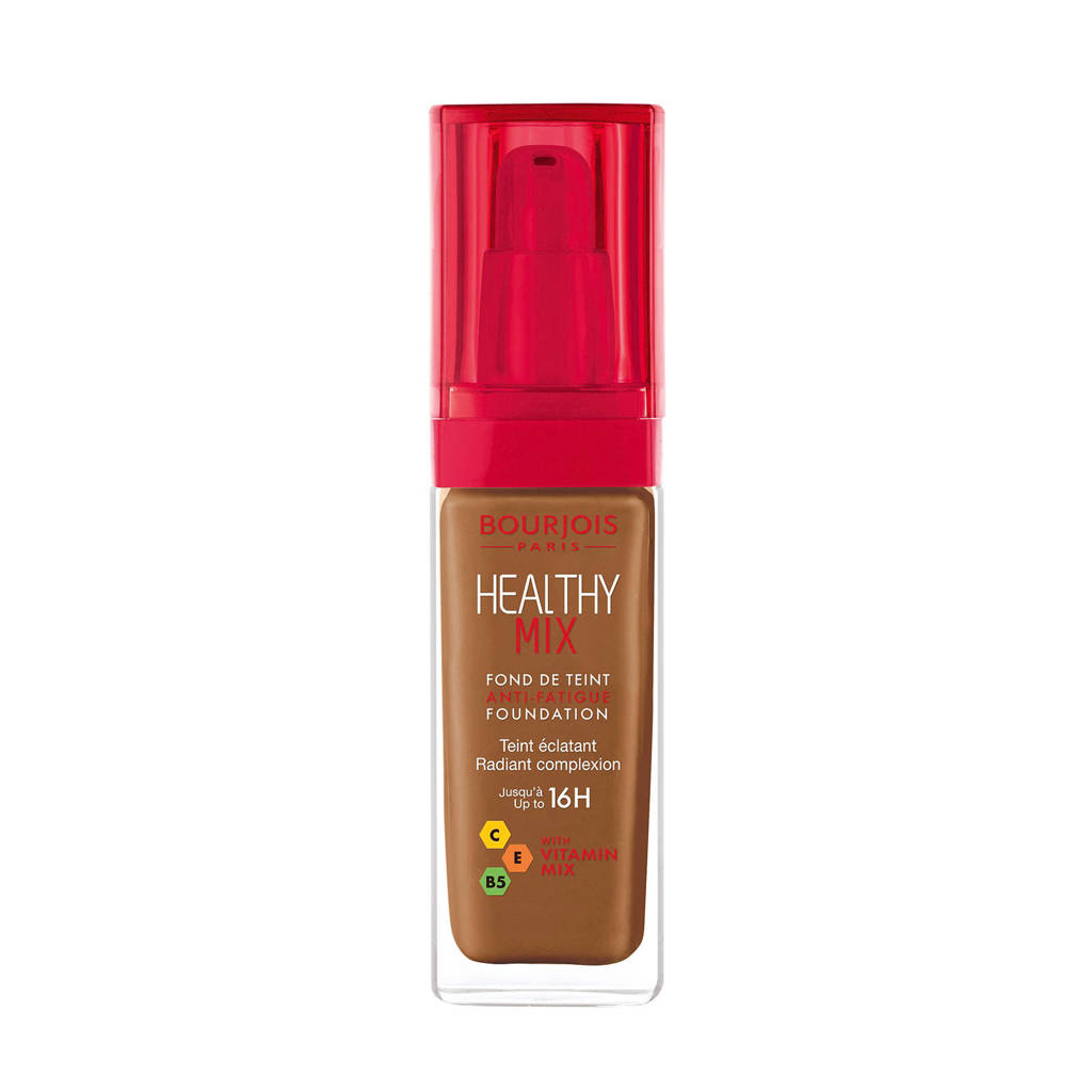 Bourjois Healthy Mix foundation - 063 Cocoa