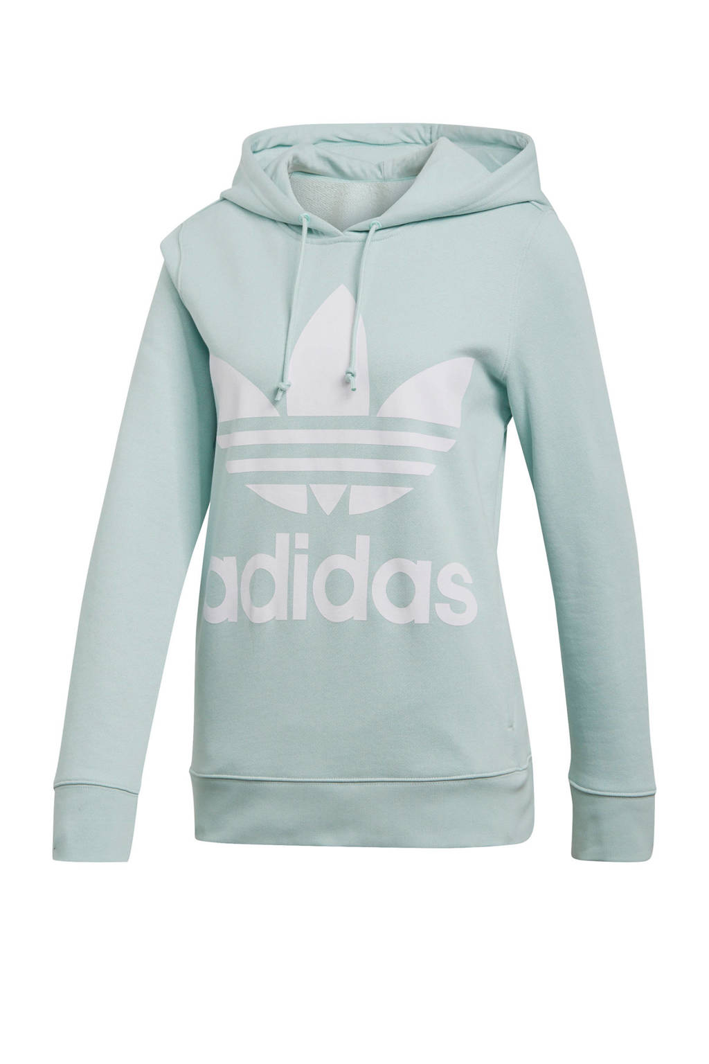 adidas Originals sweater lichtblauw, Lichtblauw/wit