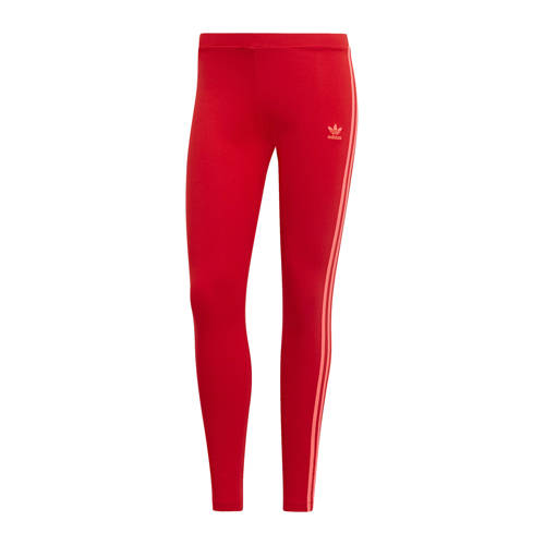 adidas originals legging rood-roze
