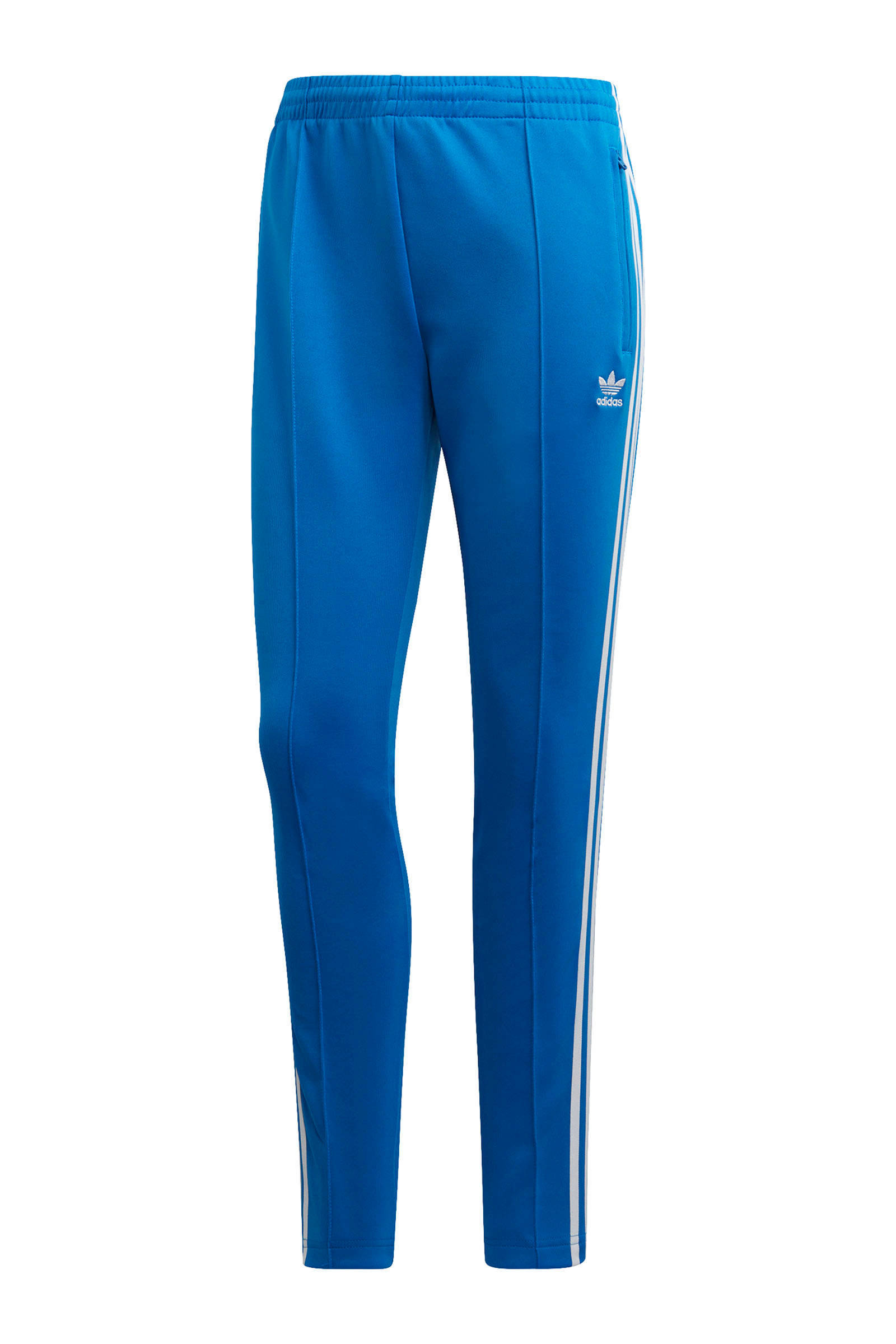 Adicolor trainingsbroek blauw
