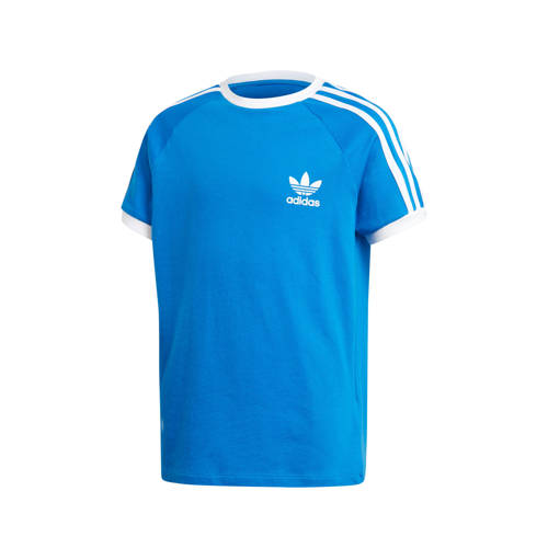 adidas originals Adicolor T-shirt blauw