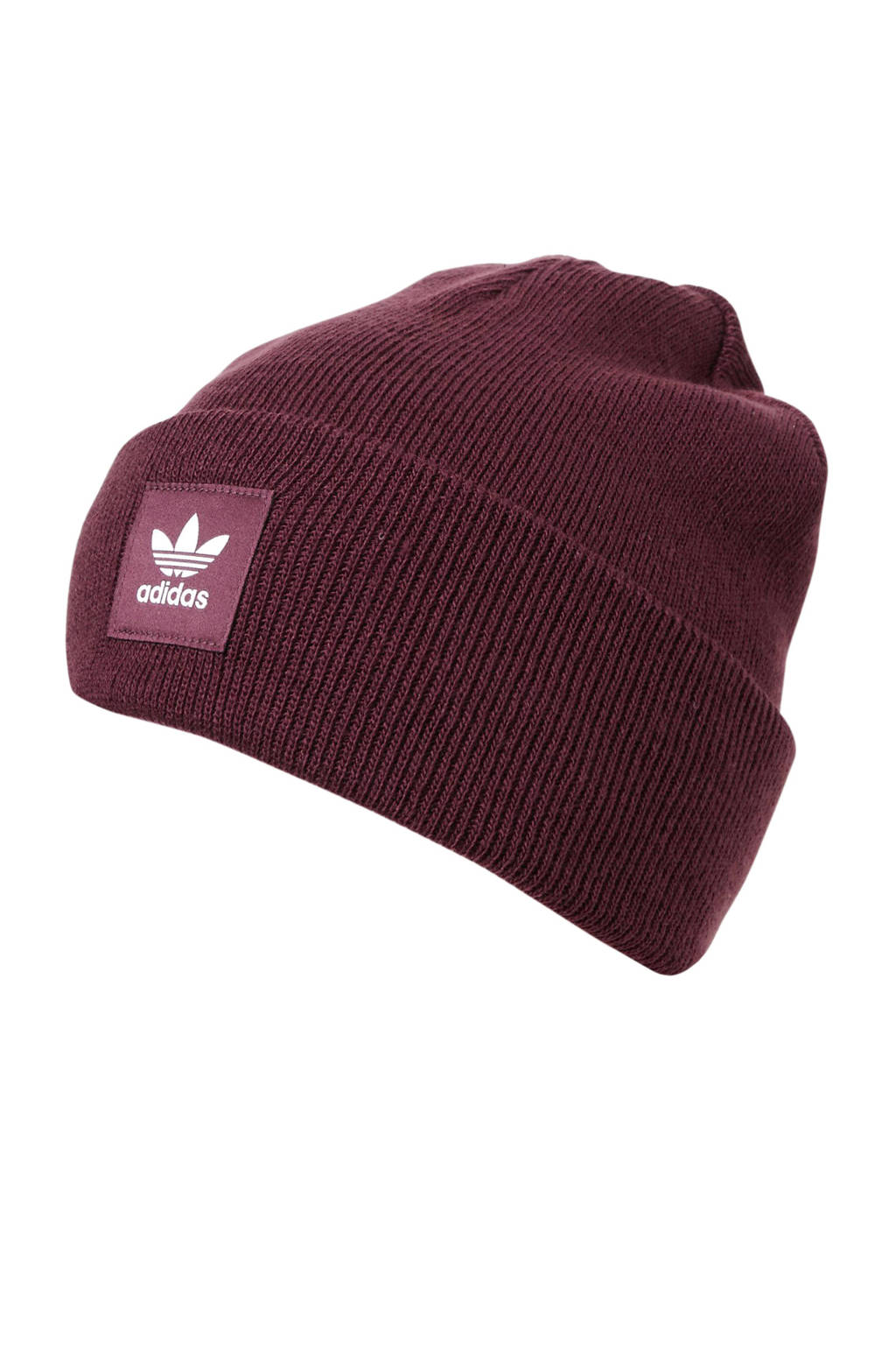 adidas originals muts bordeauxrood, Bordeauxrood