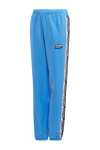 adidas Originals   trainingsbroek blauw, Blauw