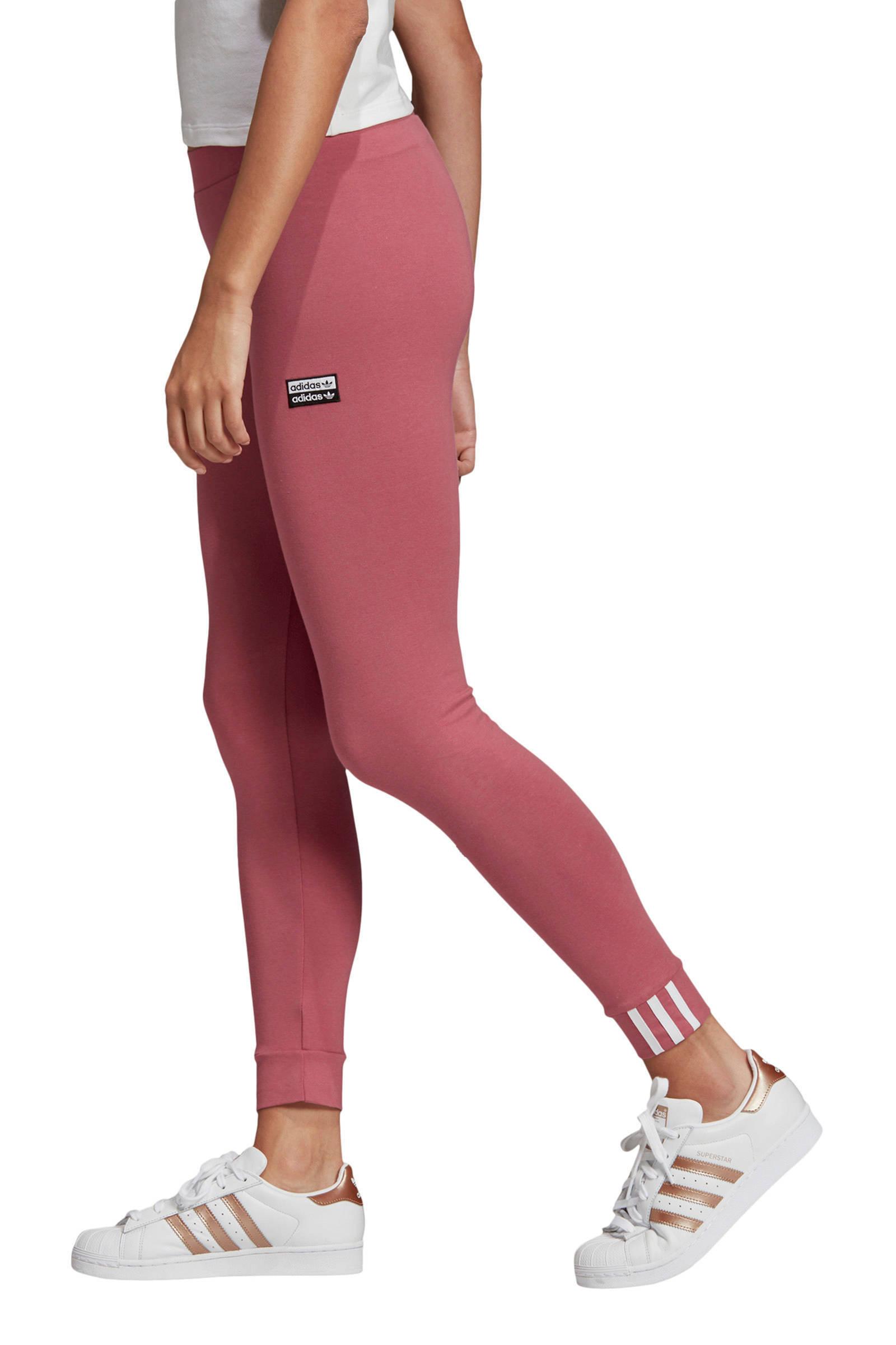 adidas Originals legging roze | wehkamp