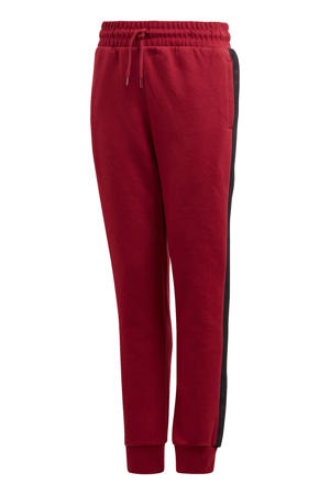 originals   joggingbroek donkerrood