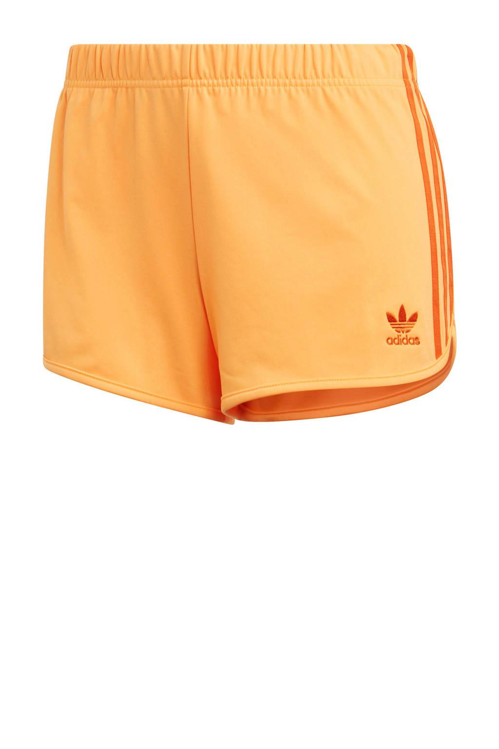 adidas originals Adicolor sweatshort oranje, Oranje