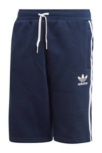 adidas Originals   Adicolor sweatshort donkerblauw, Donkerblauw