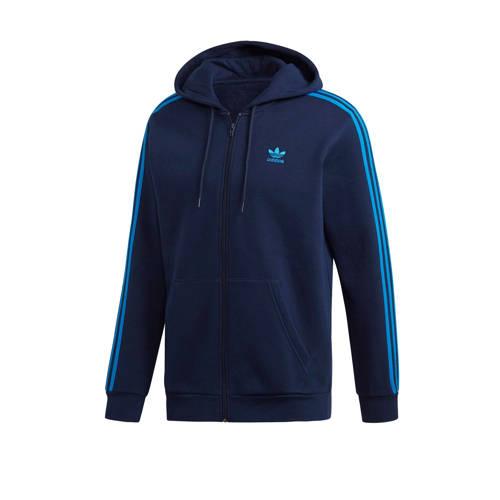 adidas originals Adicolor vest donkerblauw