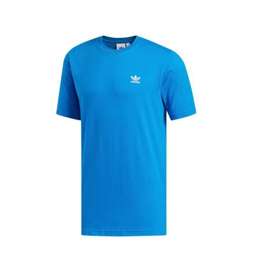 adidas originals T-shirt blauw