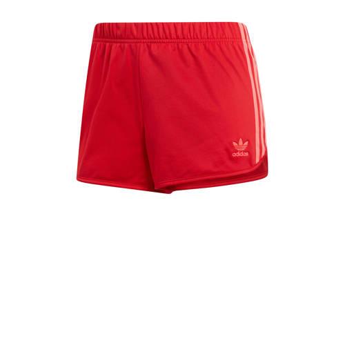 adidas originals short rood