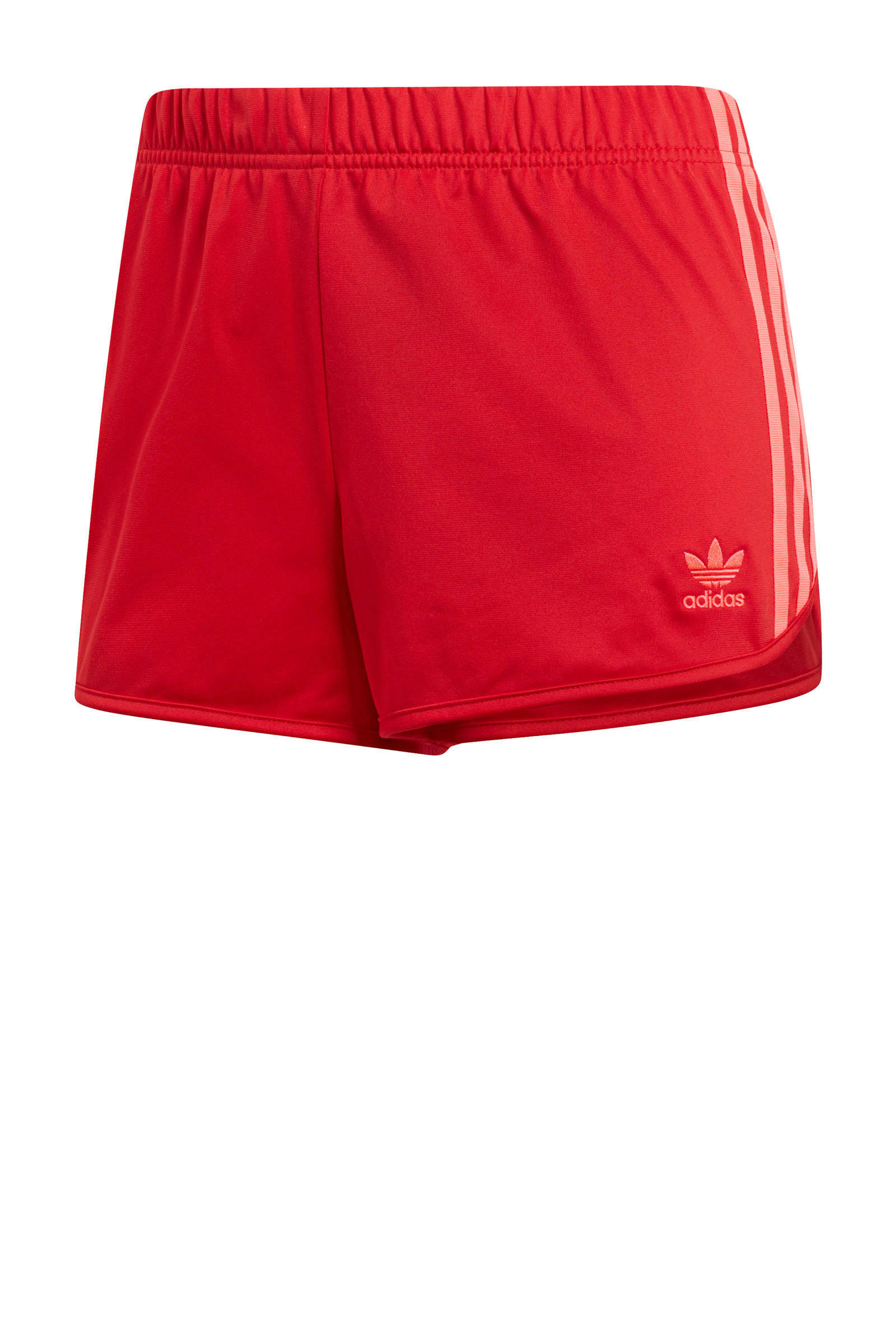 adidas Originals Adicolor short rood | wehkamp