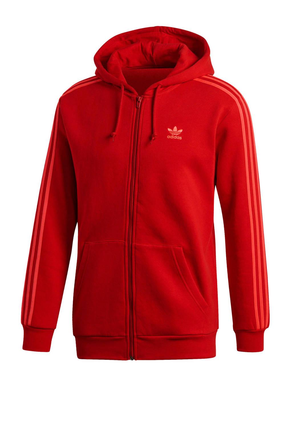 adidas Originals   Adicolor vest rood/roze, Rood/roze