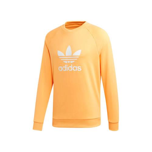 adidas originals Adicolor sweater geel