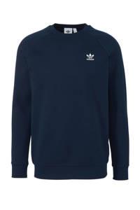 adidas Originals   Adicolor sweater donkerblauw, Donkerblauw