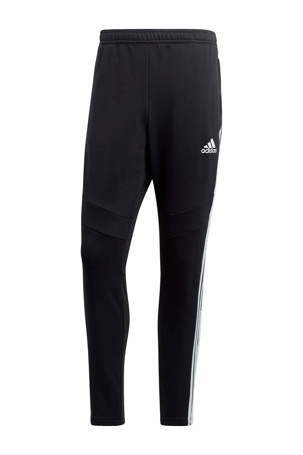 adidas Senior  sportbroek Tiro 19 ft zwart, Zwart, Heren