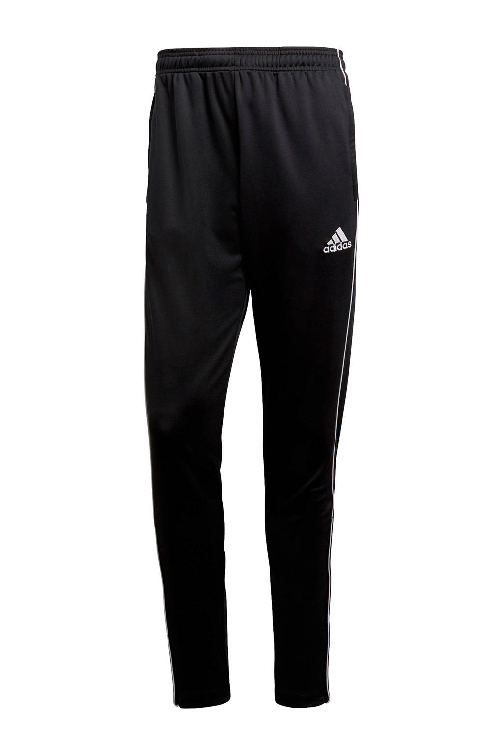 adidas performance Senior  sportbroek CORE18 zwart, Zwart, Heren