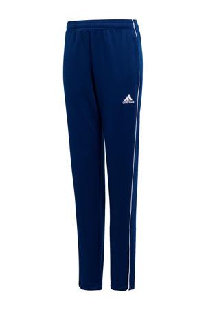 Junior  sportbroek Core 18 donkerblauw