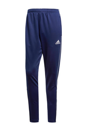 Senior  sportbroek Core 18 donkerblauw