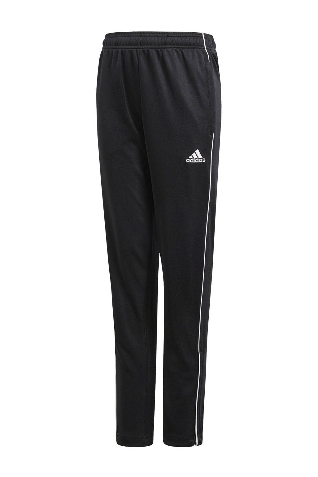 adidas Performance Junior  trainingsbroek Core 18 zwart, Zwart