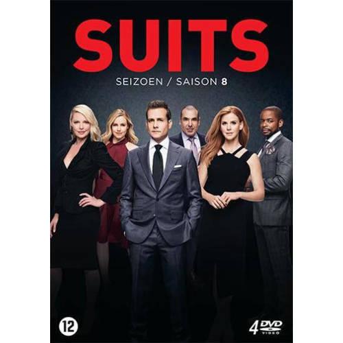 Suits Seizoen 8 (DVD)