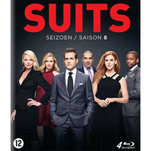 Suits Seizoen 8 (Blu-ray)