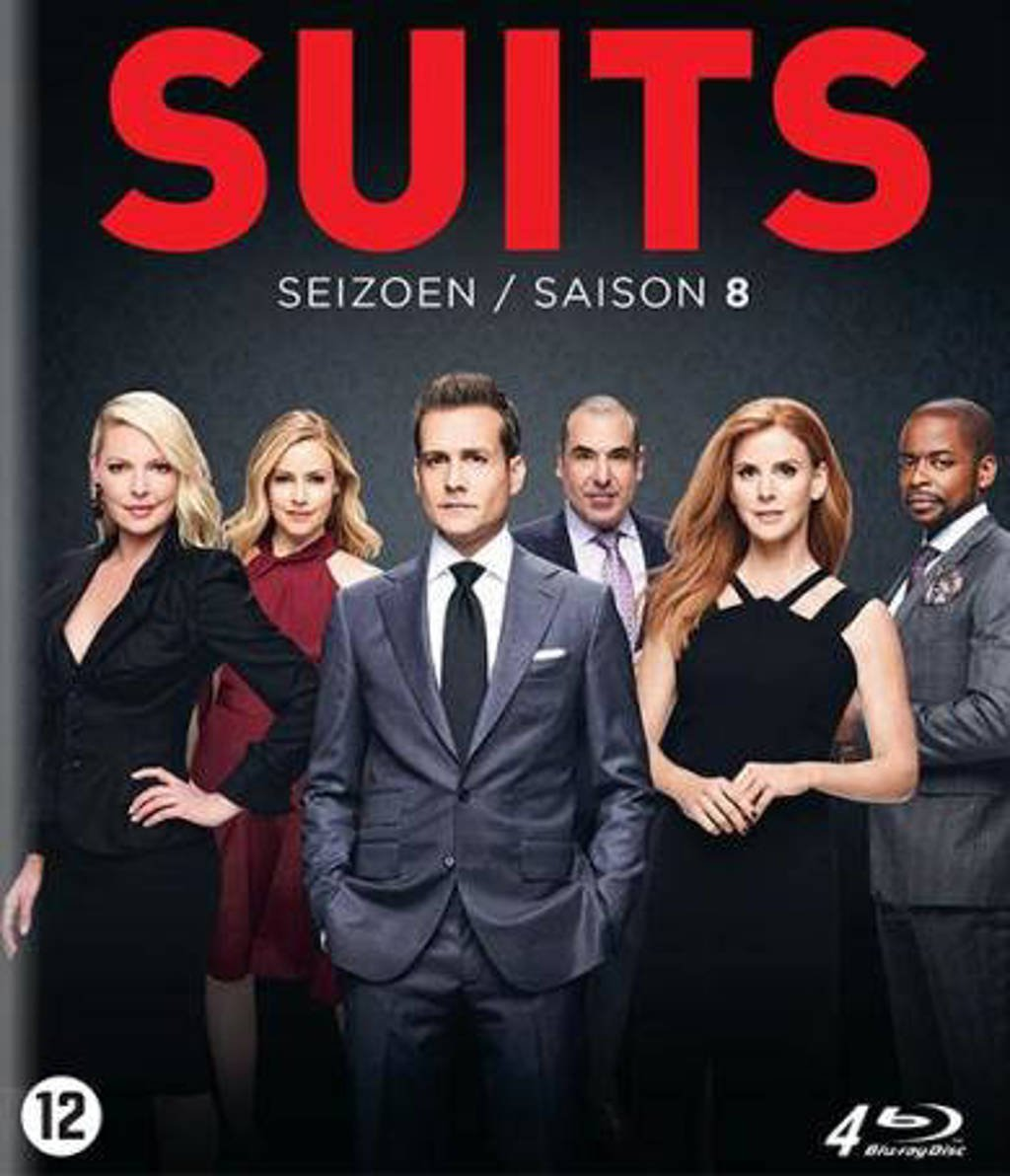 Suits - Seizoen 8 (Blu-ray)