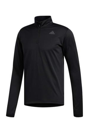 performance   hardloopshirt zwart