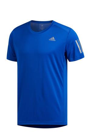 performance   hardloop T-shirt kobalt