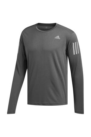 performance   hardloop T-shirt grijs