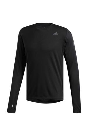 performance   hardloop T-shirt zwart