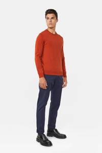 WE Fashion Fundamental trui rood, Rood