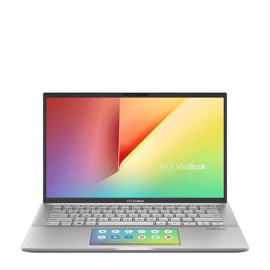 Asus S432FA-EB025T 14 inch Full HD VivoBook laptop, Zilver