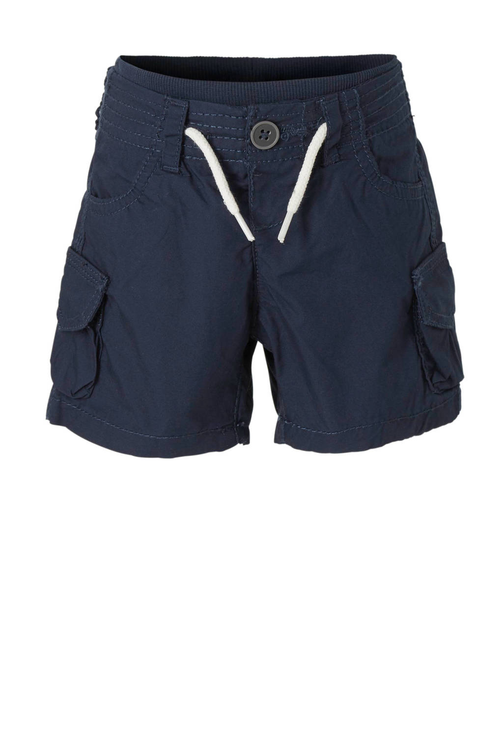C&A Baby Club short donkerblauw, Donkerblauw