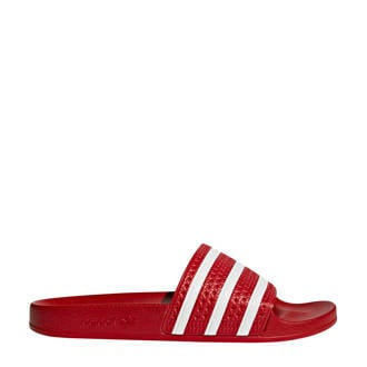 originals Adilette badslippers rood