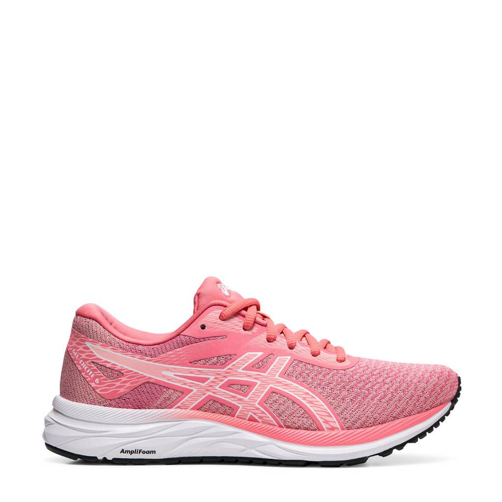 ASICS   Gel-Excite 6 Twist hardloopschoenen roze, Roze
