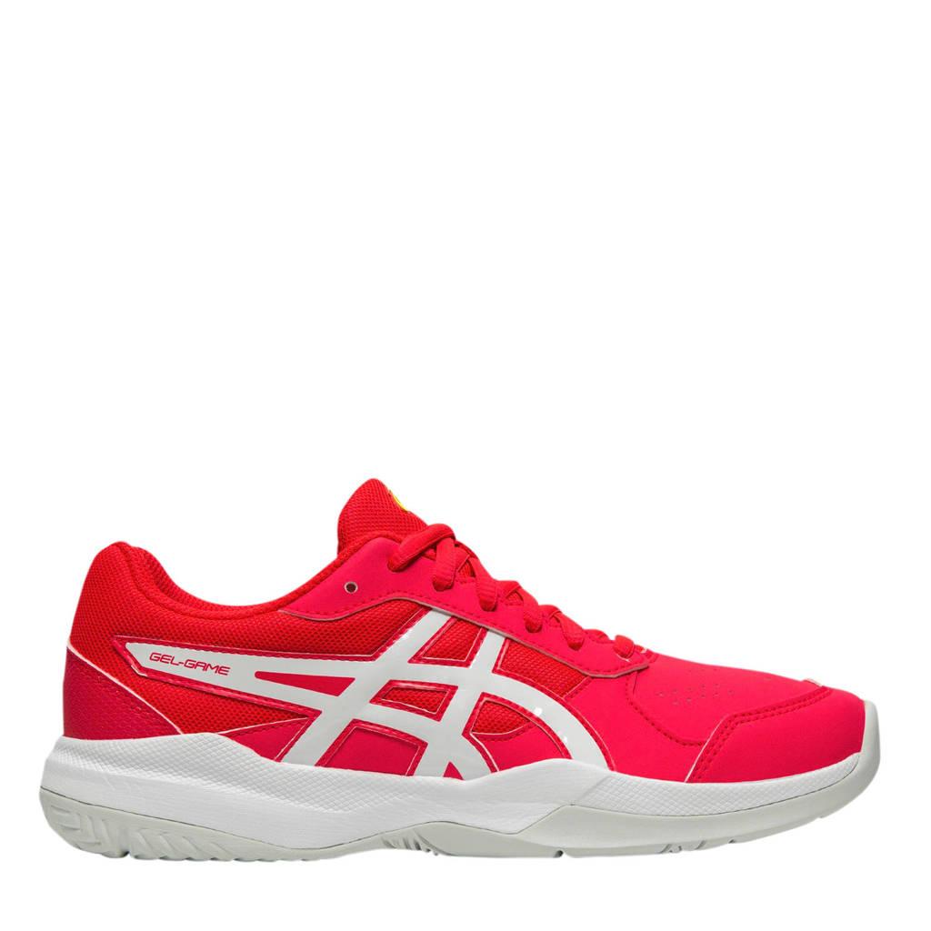 ASICS   Gel-Game 7 (GS) tennisschoenen roze/wit, Roze/wit