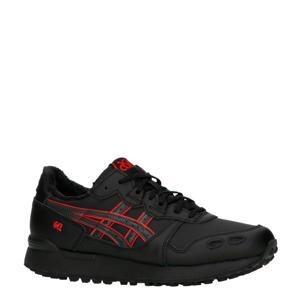 Gel-lyte XT sneakers zwart/grijs/rood