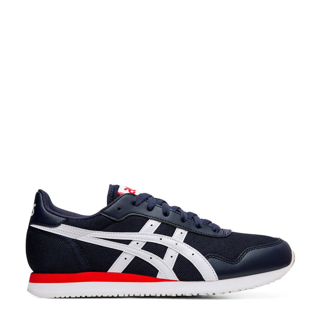 ASICS  Sportstyle Runner sneakers donkerblauw/rood, Donkerblauw/rood