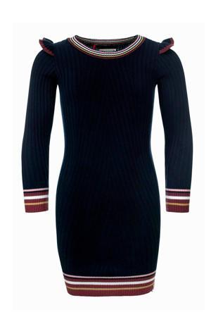 Little gestreepte jurk marine