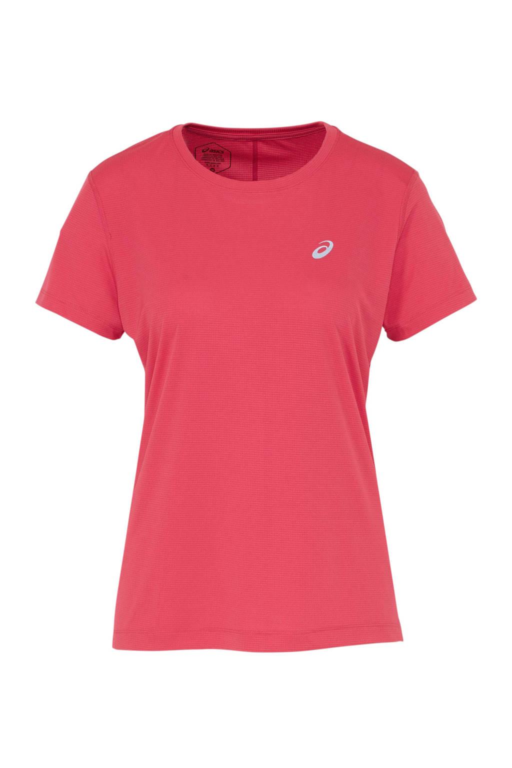 ASICS hardloopshirt roze, Roze