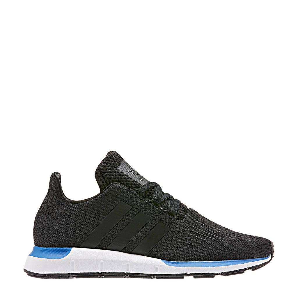 adidas originals Swift Run  sneakers zwart, Zwart
