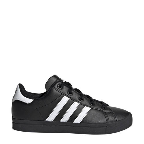 adidas originals Coast Star C sneakers zwart-wit