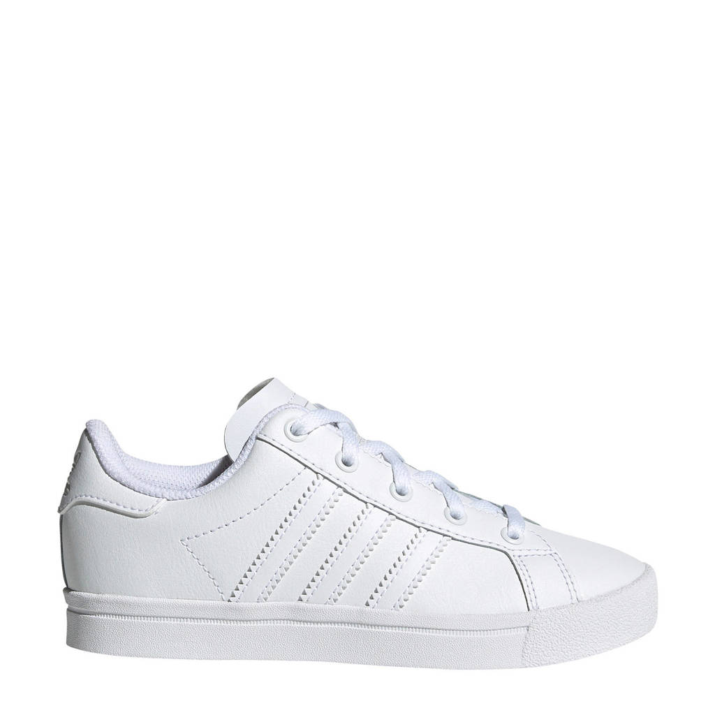 adidas Originals Coast Star J sneakers wit, Wit