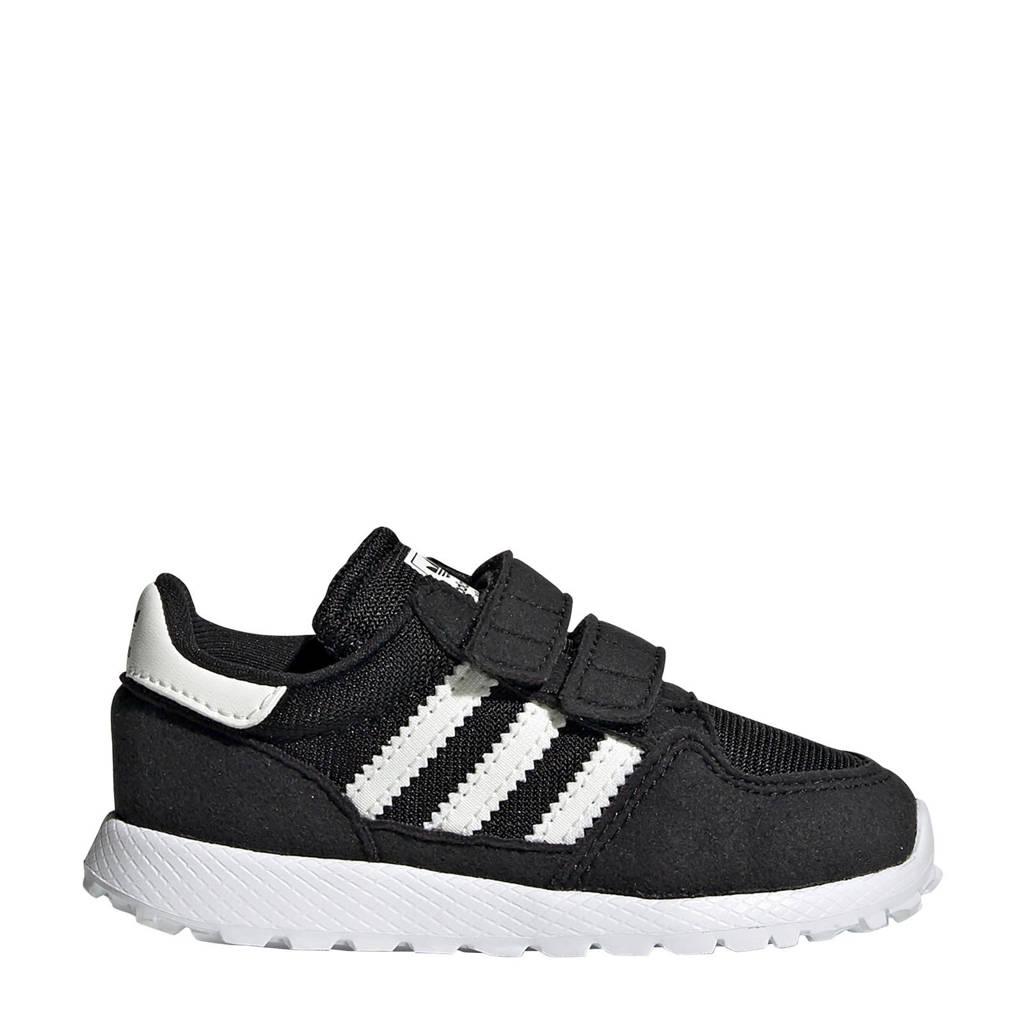 adidas Originals   Forest Grove CF I sneakers zwart/wit, Zwart/wit