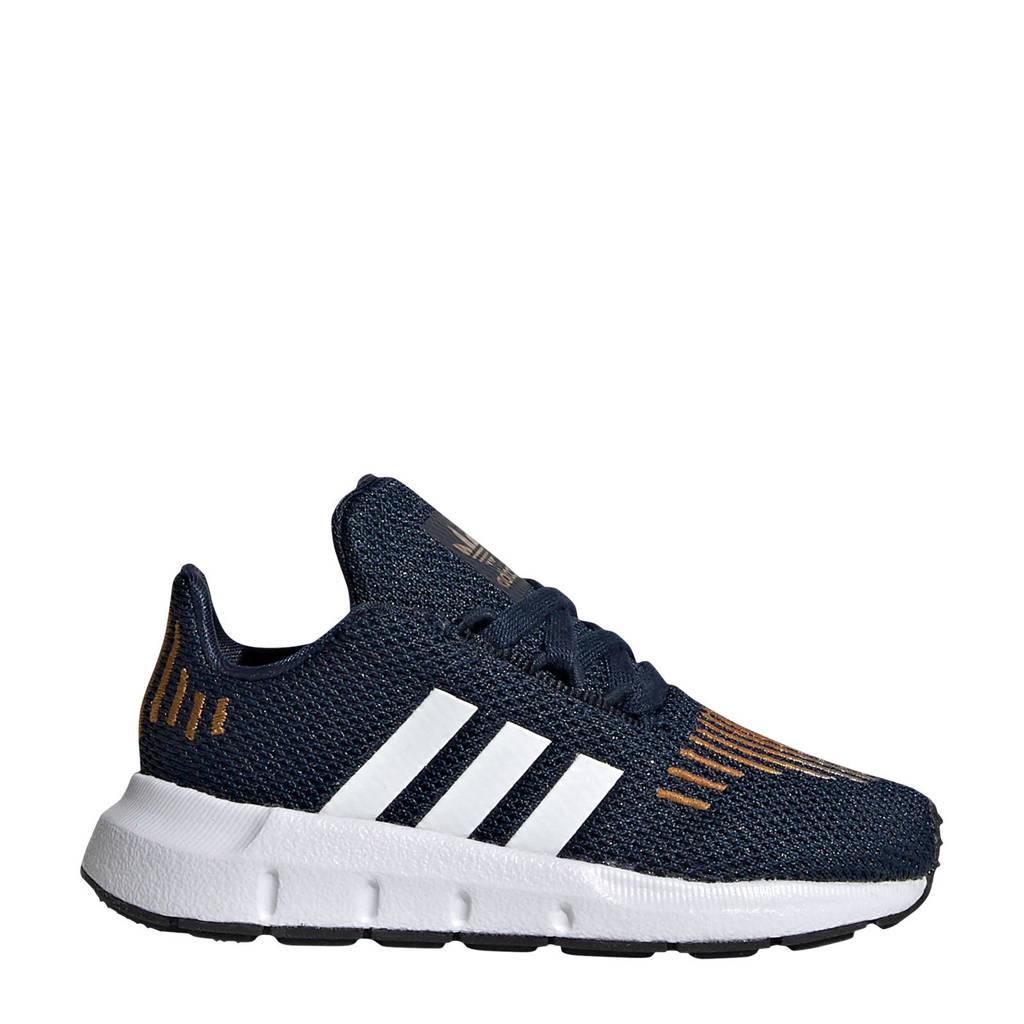 adidas Originals Swift Run  sneakers donkerblauw, Donkerblauw/wit