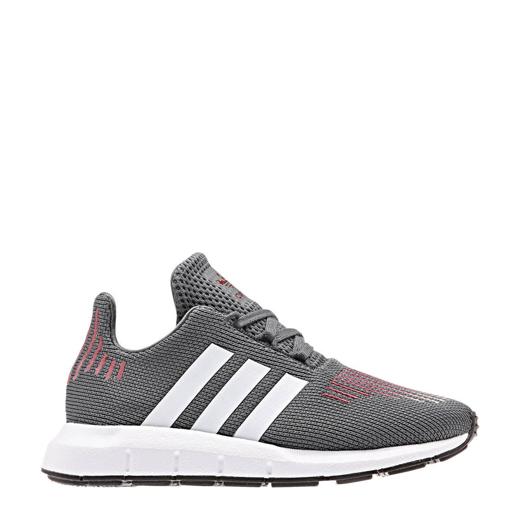adidas originals Swift Run  sneakers grijs/wit, Grijs/wit