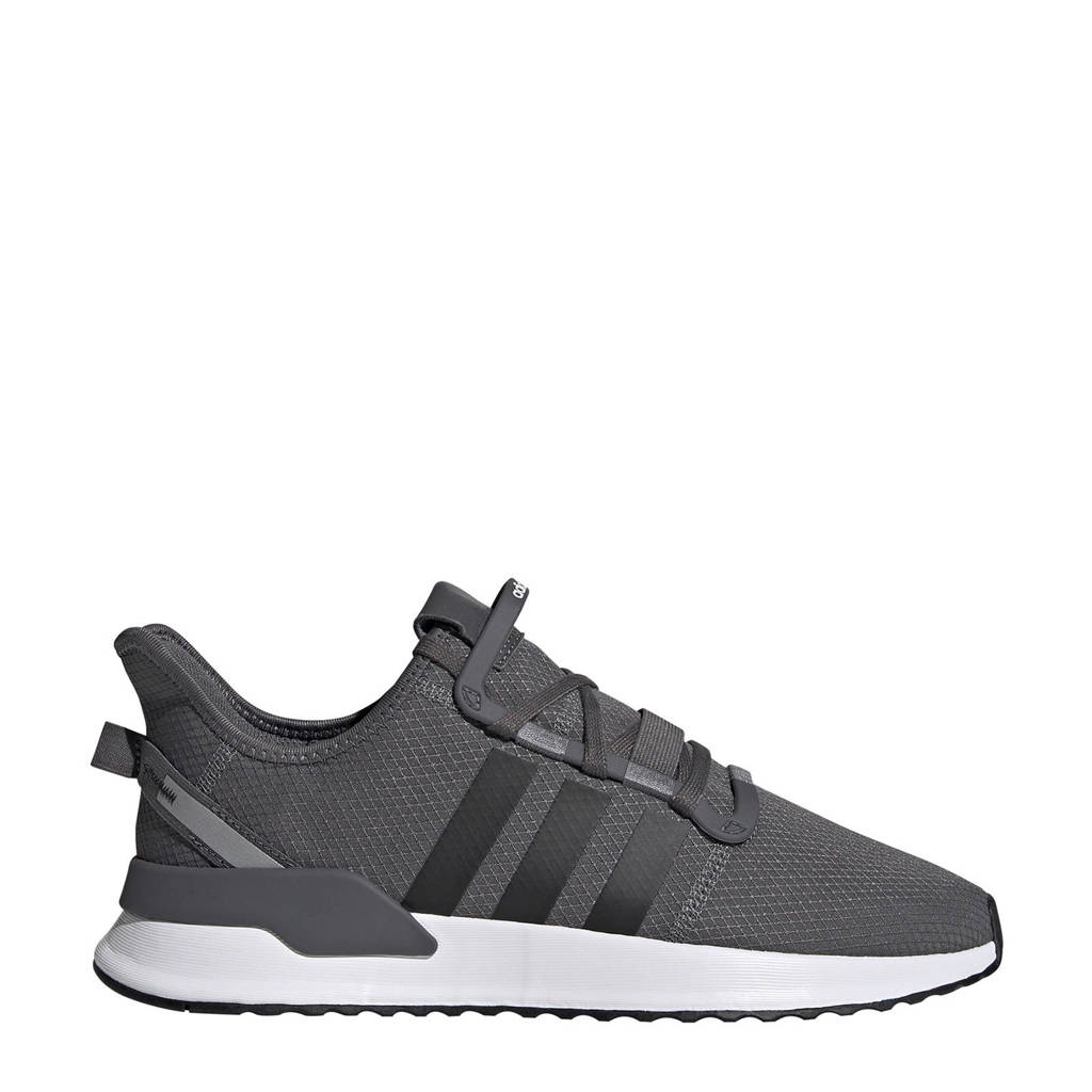 adidas Originals  U_Path Run sneakers grijs, Grijs/zwart/wit