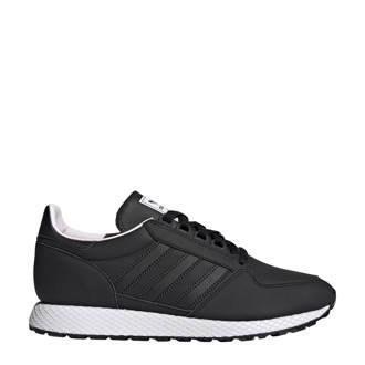 originals Forest Grove  leren sneakers zwart