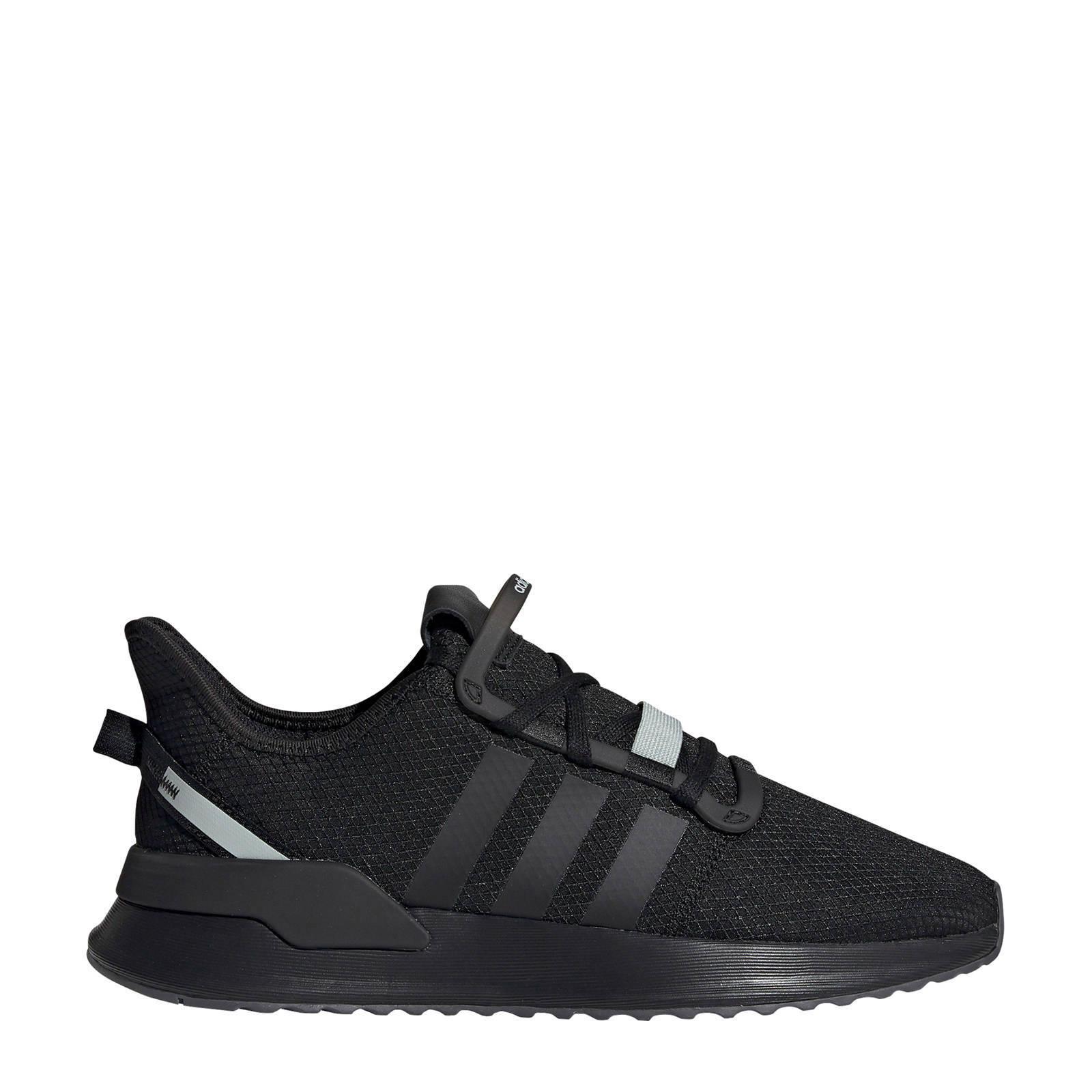 U_Path Run sneakers zwart