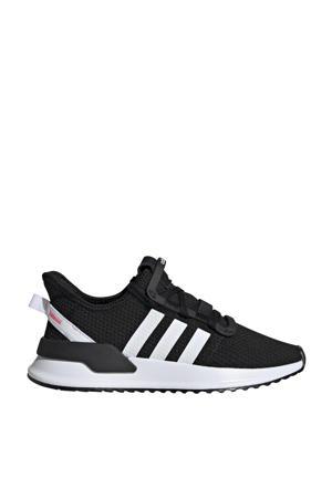 originals U_Path Run   sneakers zwart/wit